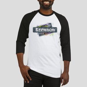 Branson Design Baseball Jersey