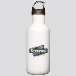 Branson Design Stainless Water Bottle 1.0L