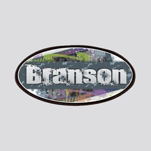 Branson Design Patch