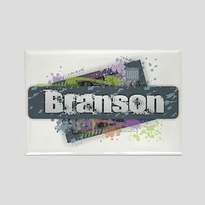 Branson Design Magnets