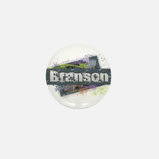 Branson Design Mini Button