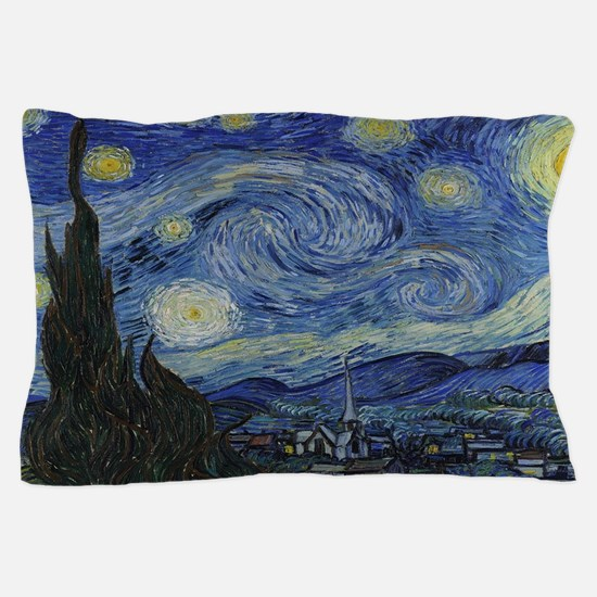 Cute Starry night Pillow Case