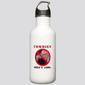 COMMIES aren't cool Water Bottle