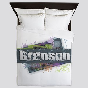 Branson Design Queen Duvet
