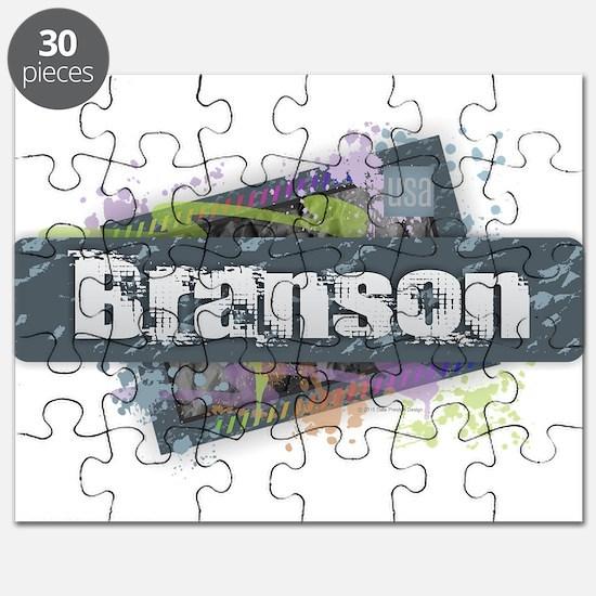 Branson Design Puzzle