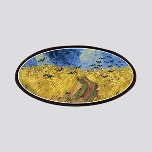 Vincent van Gogh - Wheatfield with Crows Patch