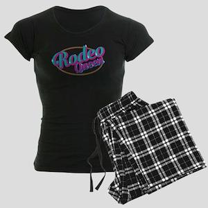 Rodeo Queen Women's Dark Pajamas