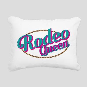 Rodeo Queen Rectangular Canvas Pillow