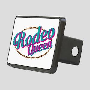 Rodeo Queen Rectangular Hitch Cover