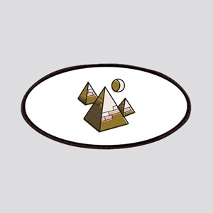 Egypt Pyramids Patch