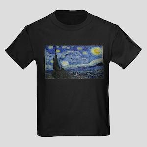 Vincent van Gogh's Starry Night T-Shirt