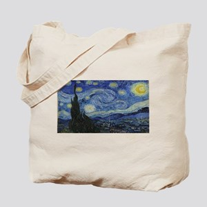 Vincent van Gogh's Starry Night Tote Bag