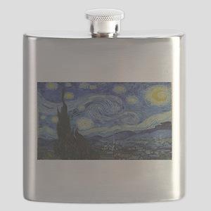 Vincent van Gogh's Starry Night Flask