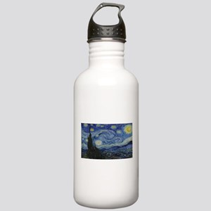 Vincent van Gogh's Sta Stainless Water Bottle 1.0L