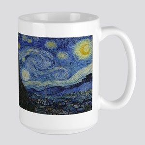 Vincent van Gogh's Starry Night Mugs
