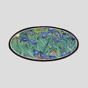 Vincent van Gogh's Irises Patch