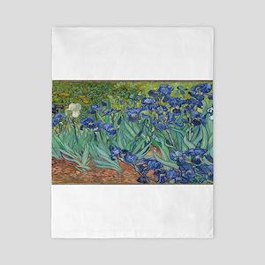 Vincent van Gogh's Irises Twin Duvet