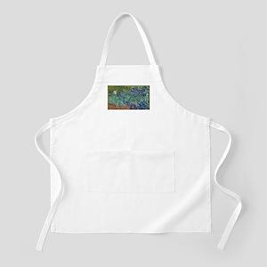 Vincent van Gogh's Irises Apron