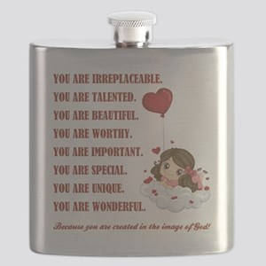 YOU ARE... Flask