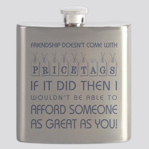 FRIENDSHIP DOESN'T... Flask