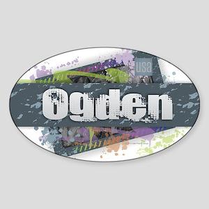 Ogden Design Sticker