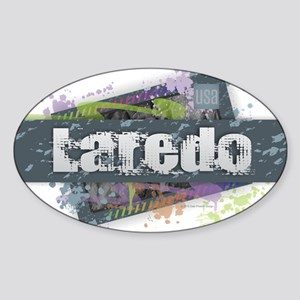 Laredo Design Sticker