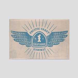 PCH Wings Rectangle Magnet