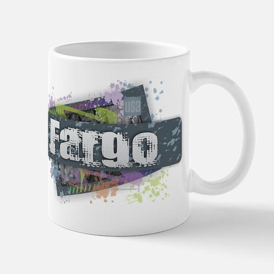 Fargo Design Mugs