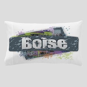 Boise Design Pillow Case