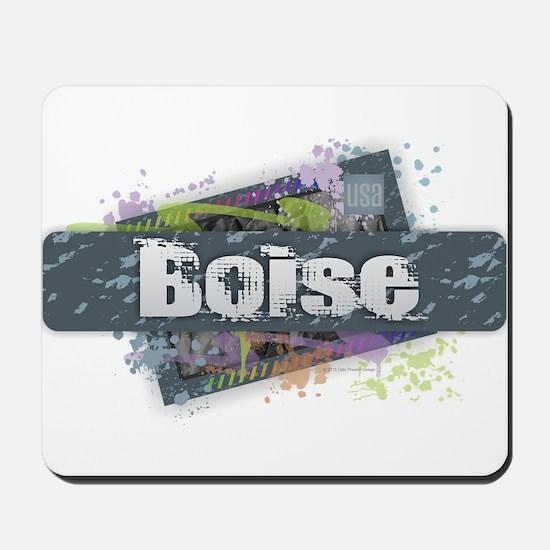 Boise Design Mousepad