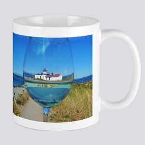 Wineglass Mug Mugs