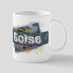 Boise Design Mugs