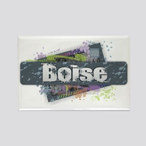 Boise Design Magnets