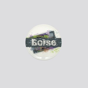 Boise Design Mini Button