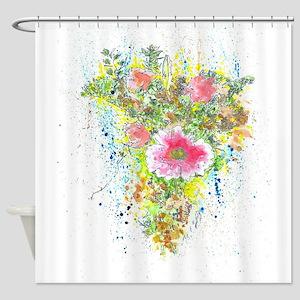 Design 22 Shower Curtain