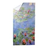 Monet Beach Towels