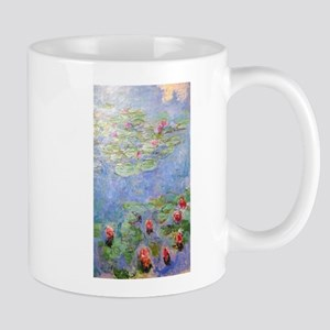 Claude Monet's Water Lilies Mugs