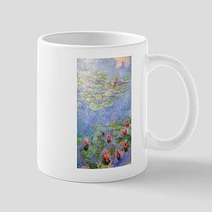 Claude Monet's Water Lilies Mugs