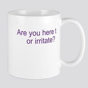 Help or Hinder Mugs