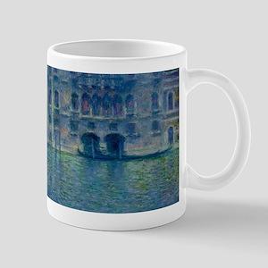 Claude Monet's Palazzo da Mula in Venice Mugs