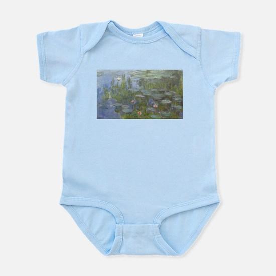 Claude Monet's Nympheas Body Suit