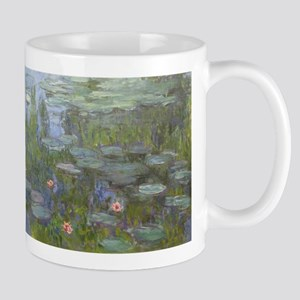 Claude Monet's Nympheas Mugs