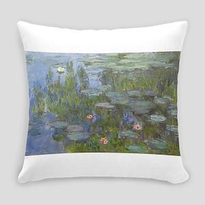 Claude Monet's Nympheas Everyday Pillow