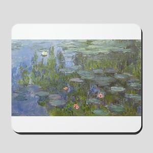 Claude Monet's Nympheas Mousepad