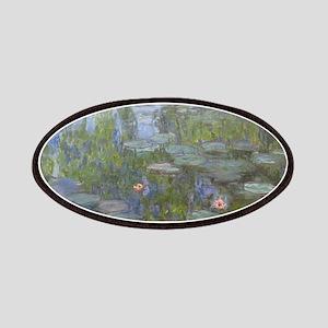 Claude Monet's Nympheas Patch