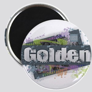 Golden Design Magnets