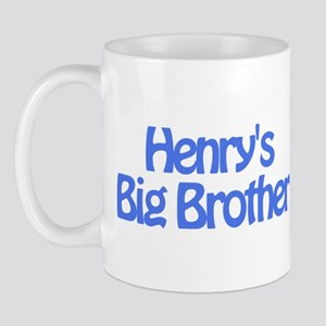 Henry's Big Brother Mug