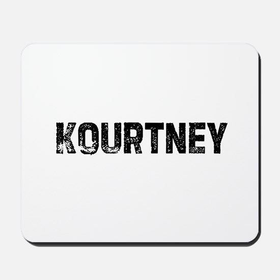Kourtney Mousepad
