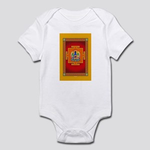 Blue Medicine Buddha Infant Bodysuit