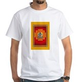 Yantra t Mens Classic White T-Shirts